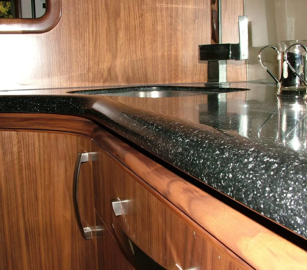 interior carpentry endeavour motorhome